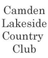Round 8 - Camden Lakeside Golf Club...
